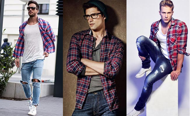 outfits-that-prove-plaid-shirt-is-for-all-seasons-652x400-2-1454391537